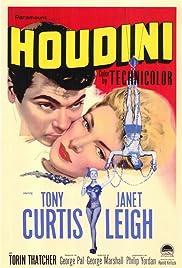Houdini(1953) Poster - Movie Forum, Cast, Reviews