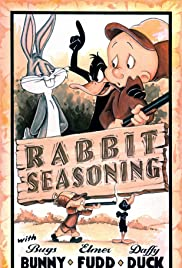 Rabbit Seasoning(1952) Poster - Movie Forum, Cast, Reviews