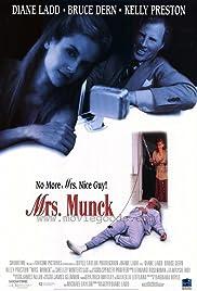 Mrs. Munck Poster