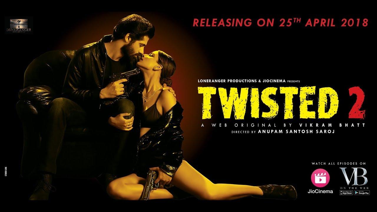 Twisted Season 2 Movie Poster