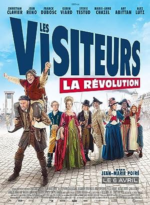 Çılgın Ziyaretçiler 3 İhtilal Türkçe Dublaj izle