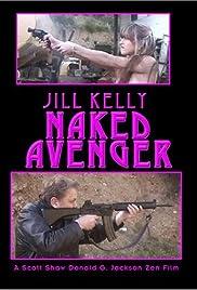 Naked Avenger Poster