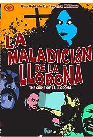 Curse of La Llorona Poster
