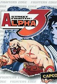 Street Fighter Alpha 3 Poster