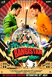 Bangistan (2015) Poster - Movie Forum, Cast, Reviews