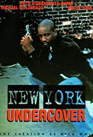 New York Undercover Poster
