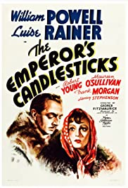 The Emperor's Candlesticks Poster