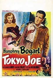 Tokyo Joe Poster