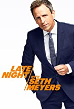 Primary image for Late Night with Seth Meyers