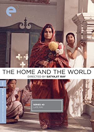 Satyajit Ray The Home and the World Movie
