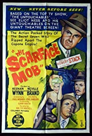 The Scarface Mob Poster