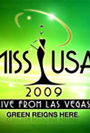 Miss USA 2009 Poster