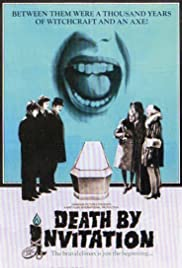 Death by invitation 1971 imdb death by invitation poster stopboris Image collections