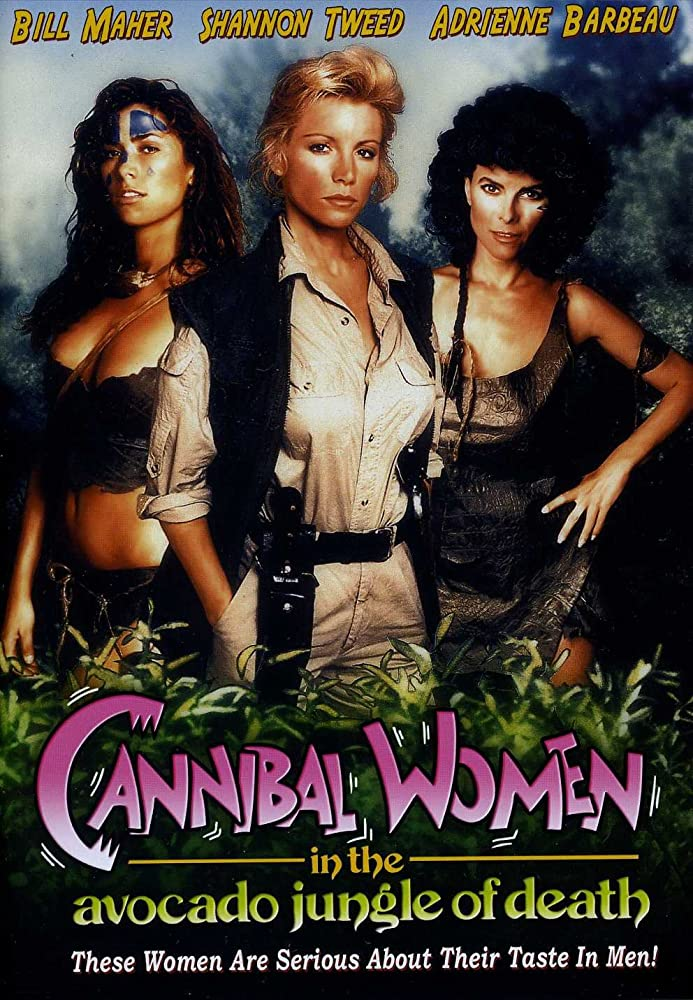 Cannibal Women in the Avocado Jungle of Death 1989