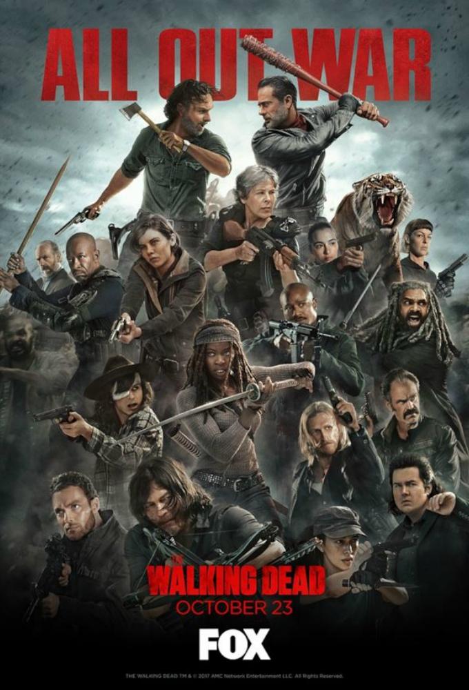 Korumalı: The Walking Dead 8. Sezon 16. Bölüm izle