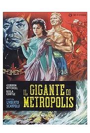The Giant of Metropolis(1961) Poster - Movie Forum, Cast, Reviews