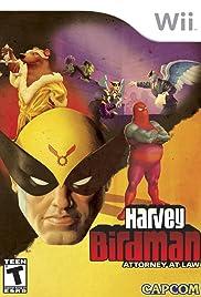 Harvey Birdman: Attorney at Law Poster