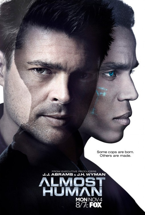 Almost Human (TV Series 2013–2014) - IMDb