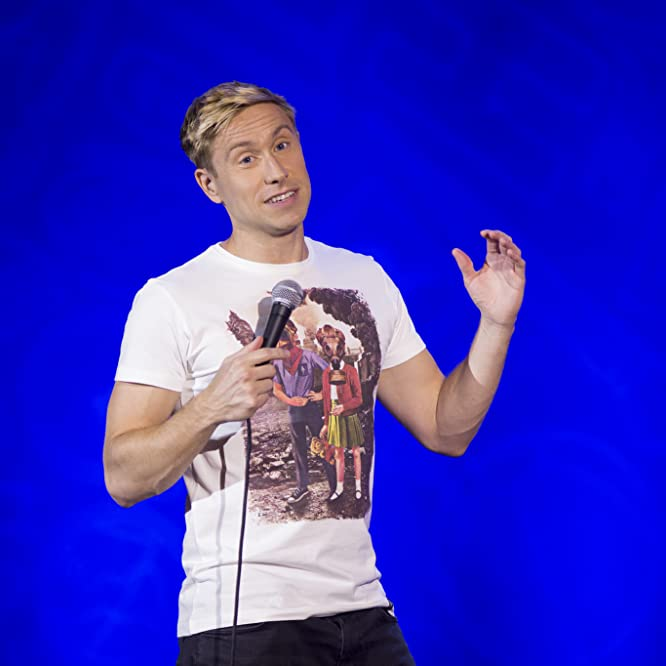 Russell Howard in Russell Howard: Recalibrate (2017)
