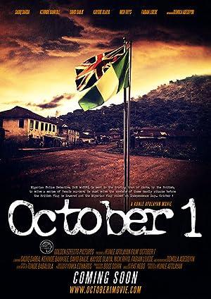 October 1 Watch Online