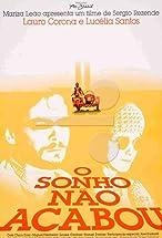 Primary image for O Sonho Não Acabou
