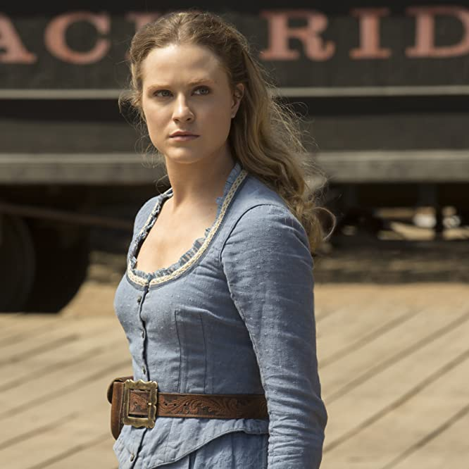 Evan Rachel Wood in Westworld (2016)