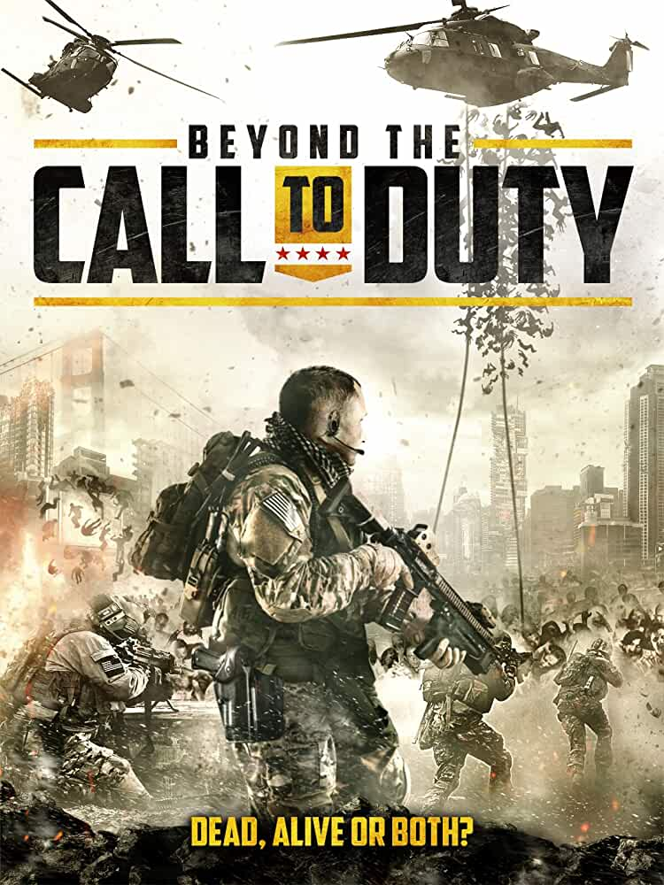 Beyond The Call To Duty 2016 Dual Audio 720p BluRay 800MB Download