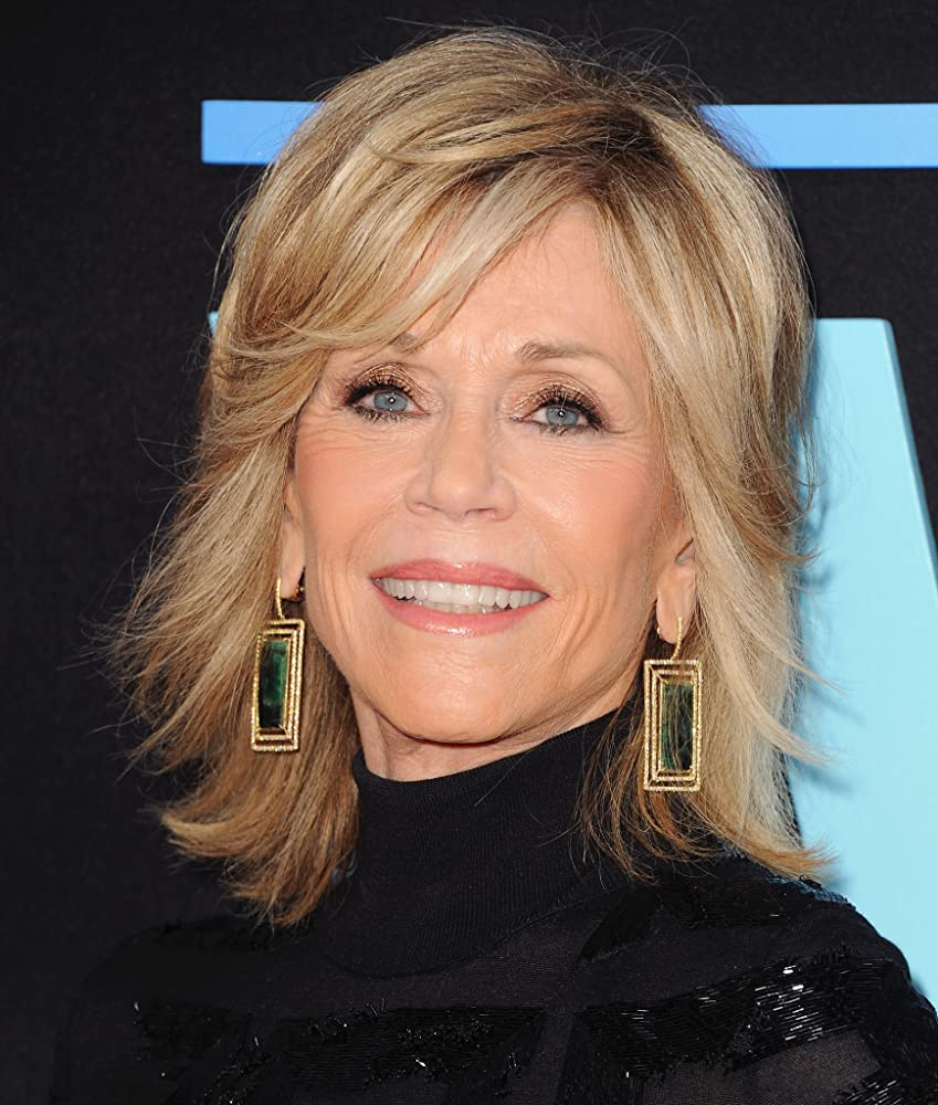 Jane Fonda at an event for This Is Where I Leave You (2014)