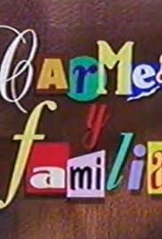 Carmen y familia Poster