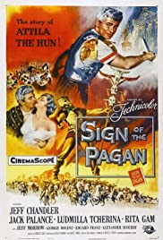 Sign of the Pagan Poster