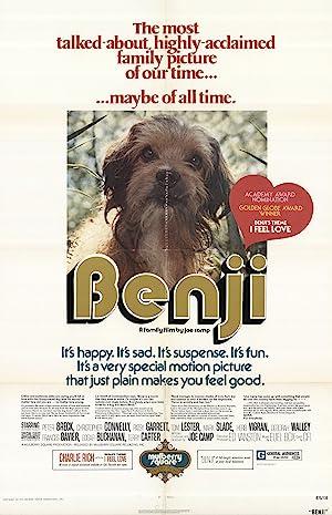 Benji poster