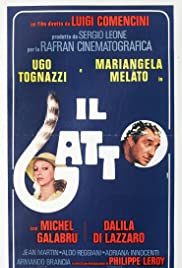 Il gatto Poster