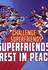 SuperFriends: Rest in Peace/Journey Through Inner Space Poster