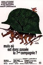 Mais où est donc passée la 7ème compagnie (1973) Poster