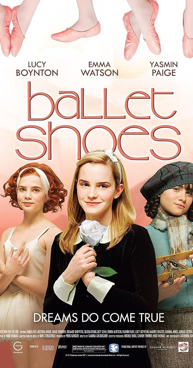 Ballet Shoes (TV Movie 2007)