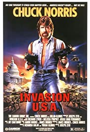 Invasion U.S.A. Poster