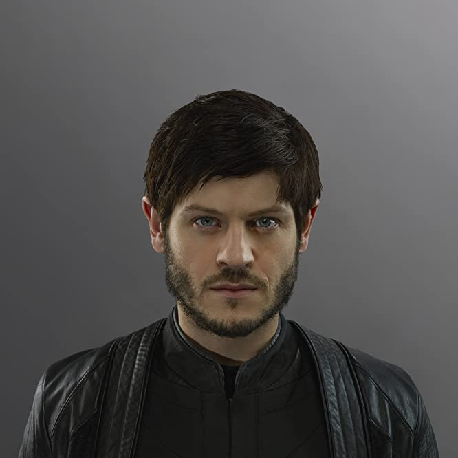 Iwan Rheon in Inhumans (2017)