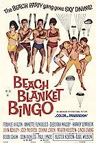 Beach Blanket Bingo (1965) Poster