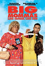Big Mommas: Like Father, Like Son (2011) Poster - Movie Forum, Cast, Reviews