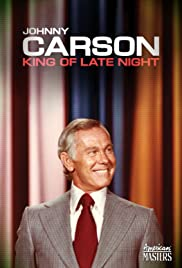 Johnny Carson: King of Late Night Poster