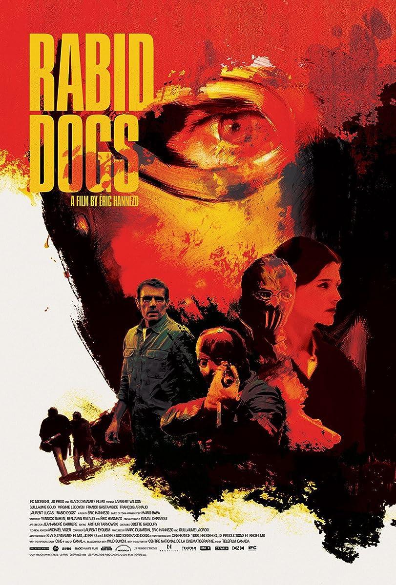 Pasiutę šunys / Rabid Dogs (2015)