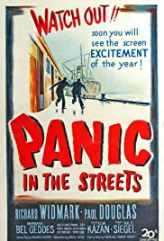 Panic in the Streets(1950) Poster - Movie Forum, Cast, Reviews