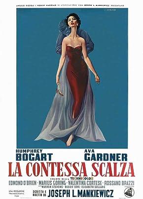 The Barefoot Contessa 1954