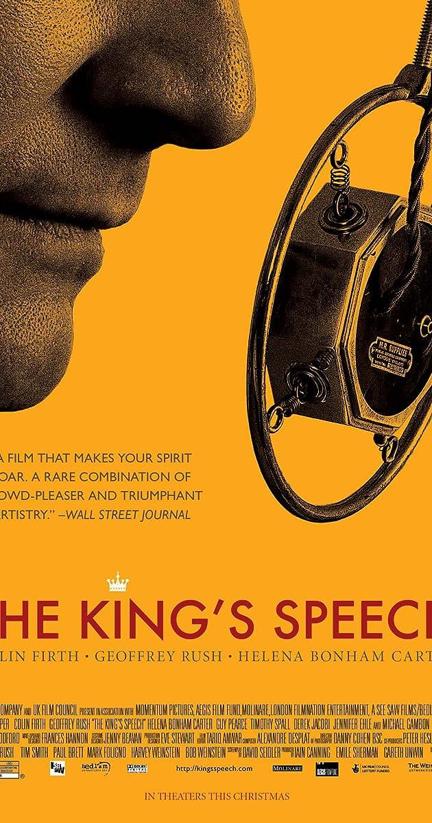 The King's Speech (201...