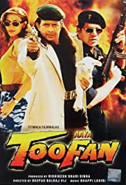Aaya Toofan Poster