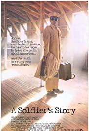 A Soldier's Story Poster