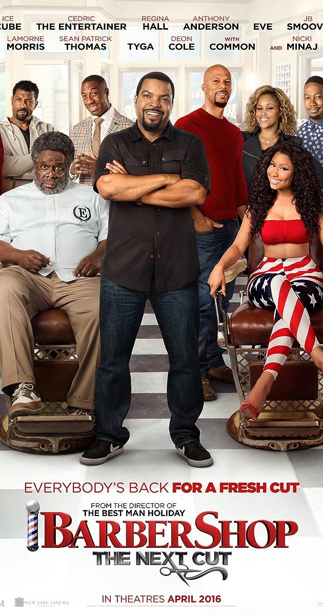 The Next Gigi Hadid Lisa Rinna S Teen Daughter Delilah: Barbershop: The Next Cut (2016)
