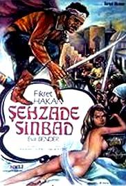Sehzade Sinbad kaf daginda Poster