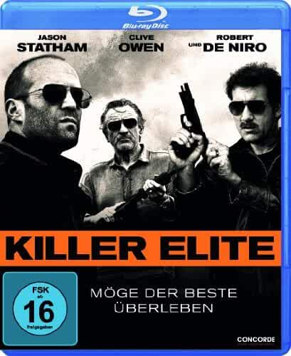 Killer Elite 2011 Full Movie Dual Audio 720p BluRay ESub