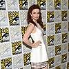Actress Bitsie Tulloch attends NBC's